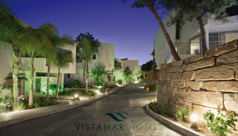 Private Gated Complex · VMD010 Luxury Apartments Sierra Blanca Marbella