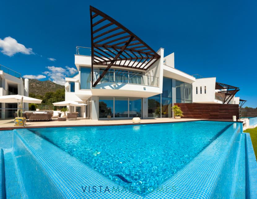 Modern Designer Duplex  & Triplex Apartments · VMD010 Luxury Apartments Sierra Blanca Marbella