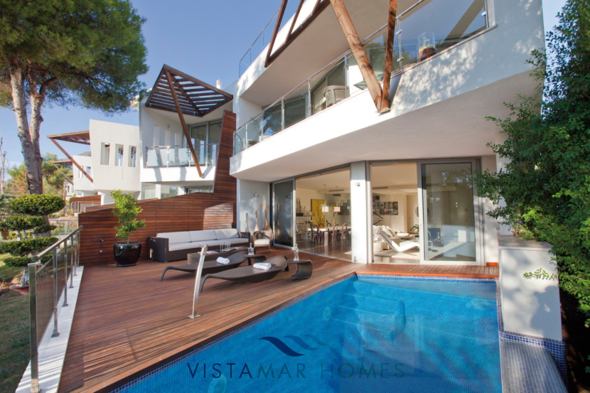 Private Pool · VMD010 Luxury Apartments Sierra Blanca Marbella