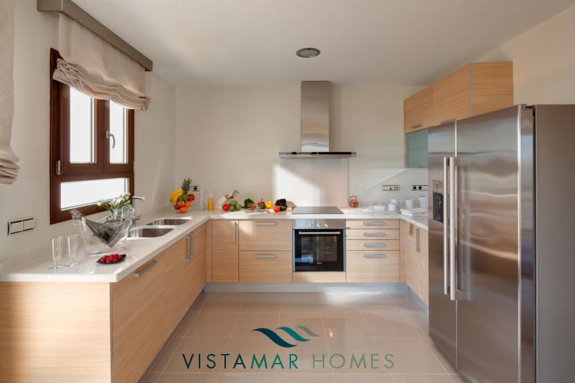 New Modern Designer Kitchen · VMV010 Exclusive Residential Homes in Benahavis