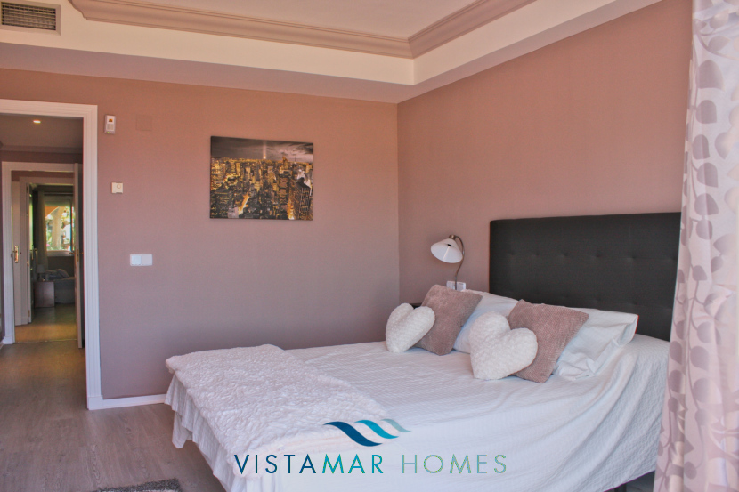 Main Bedroom - VMA011 Magna Marbella apartment