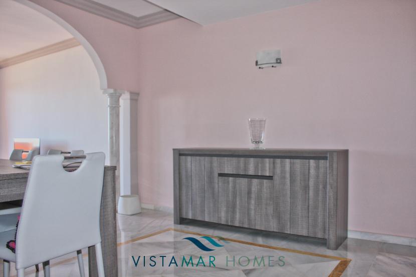 Dinning room - VMA011 Magna Marbella apartment