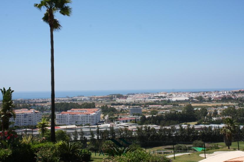 Sea views from Magna Marbella -  - VMA011 Magna Marbella apartment