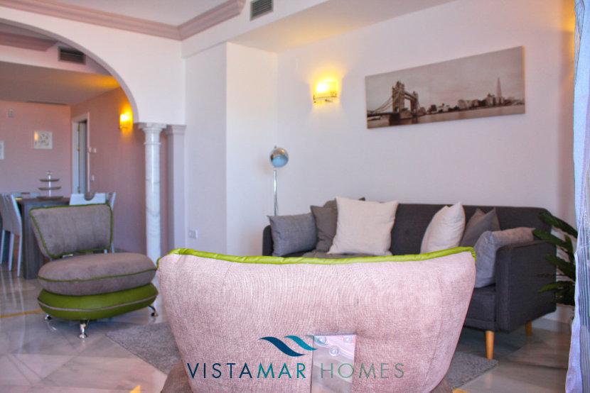 Lounge - VMA011 Magna Marbella apartment