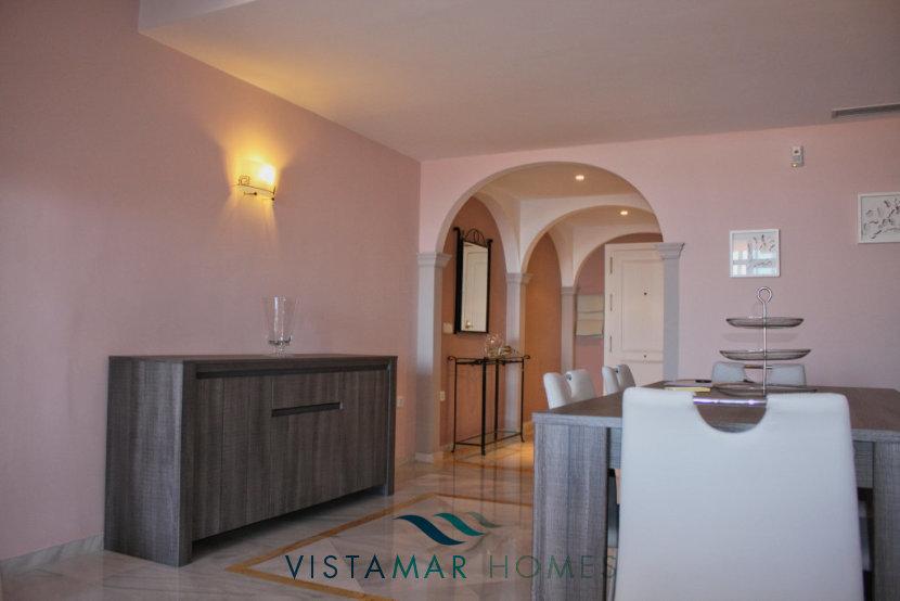 Dining room - VMA011 Magna Marbella apartment