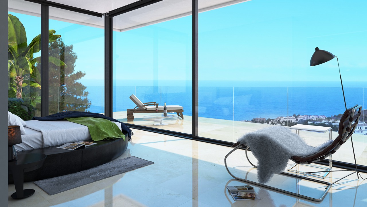 Exclusive Contemporary Villas in Marbella Nueva Andalucia
