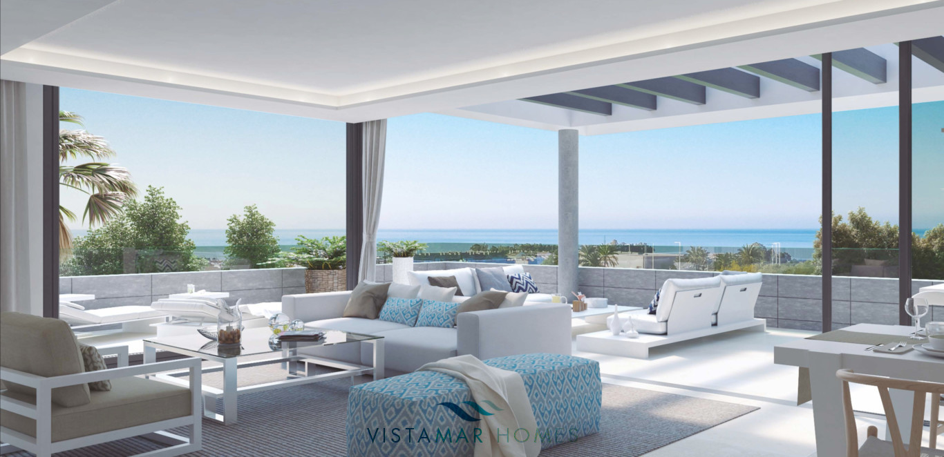New Off Plan Apartments for sale in Cancelada Estepona