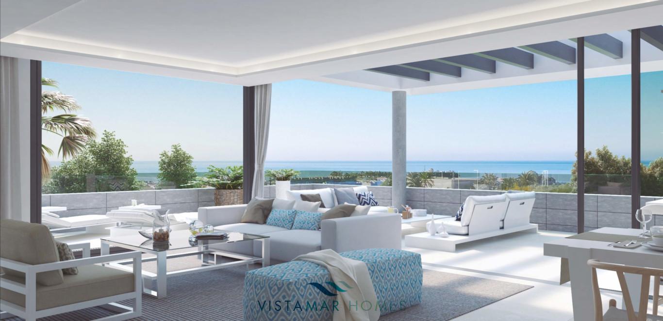Nueva Promoción de Apartamentos en venta en Cancelada Estepona
