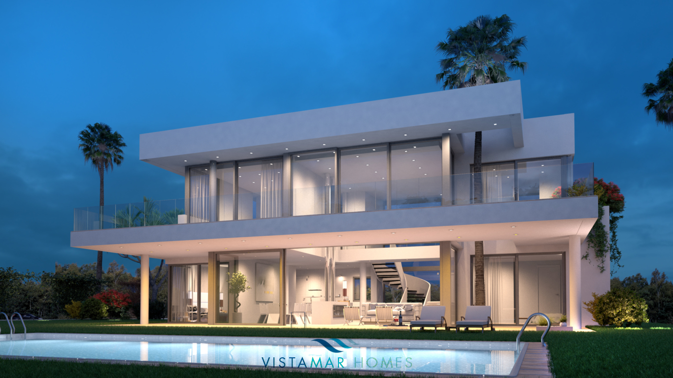 New off plan villa for sale in Linda Vista San Pedro Marbella