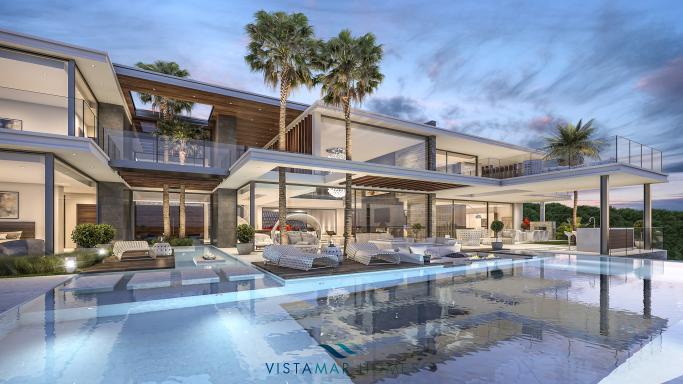 Stunning Contemporary style villa in La Zagaleta