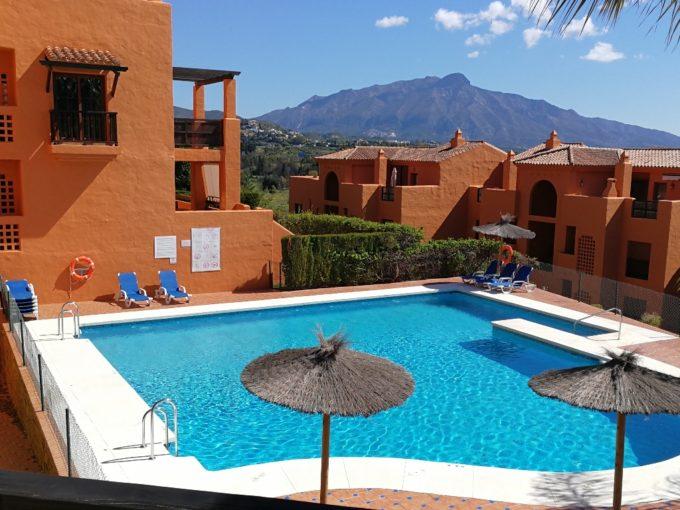 Apartment in Los Gazules del Sol La Alquería Benahavís