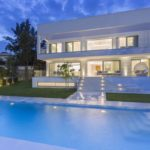Luxury Contemporary villas in Guadalmina Baja