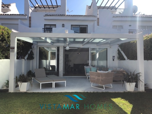 Refurbished to high standards 3Bedroom town house in Nueva Andalucia, Marbella