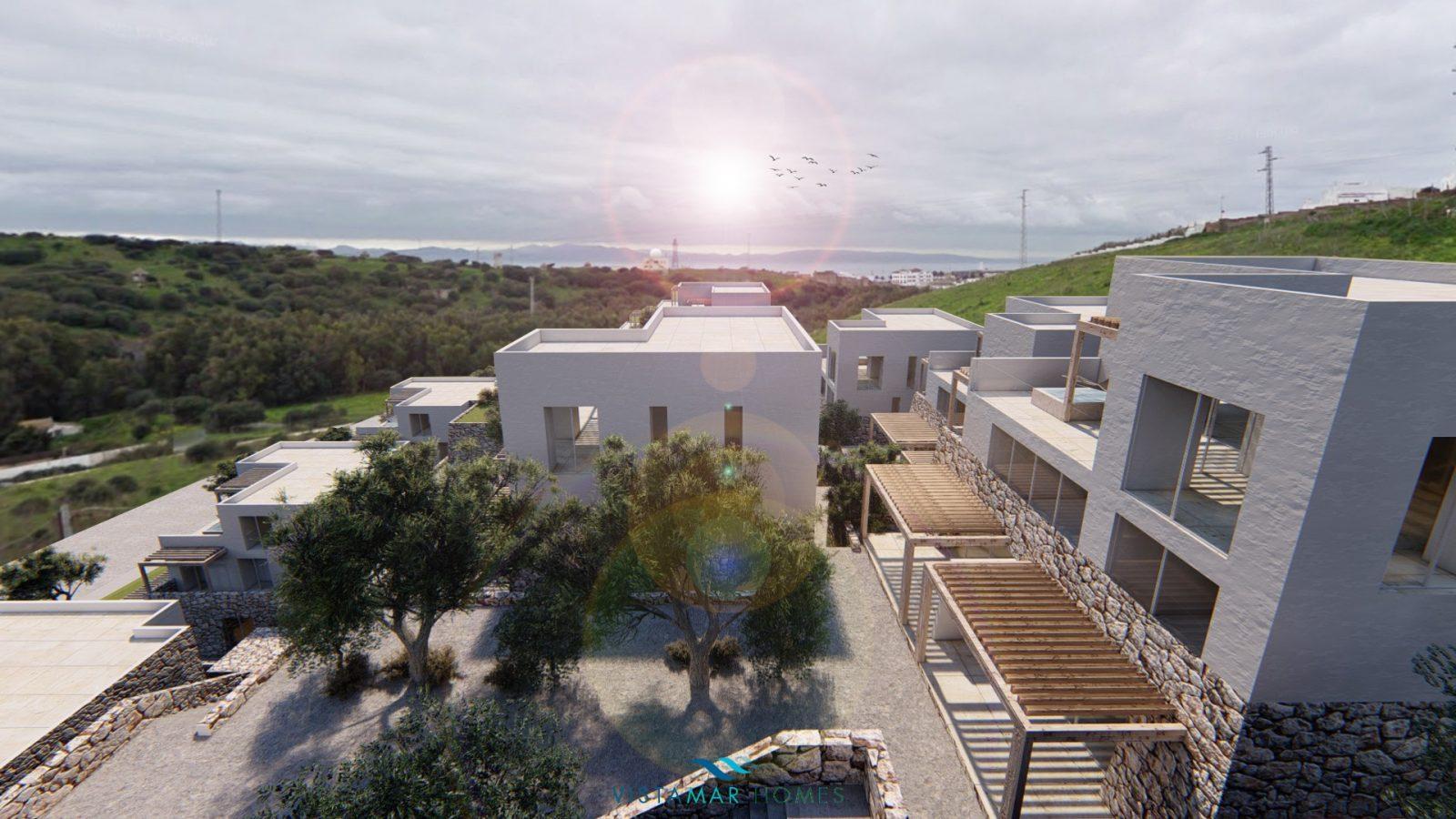 Exclusive Ibiza Style brand new apartments in Tarifa ...