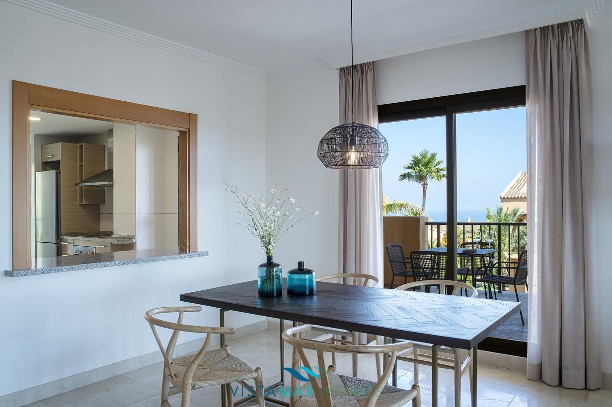 Nuovi appartamenti attrezzati con vista mare e golf, Benahavis