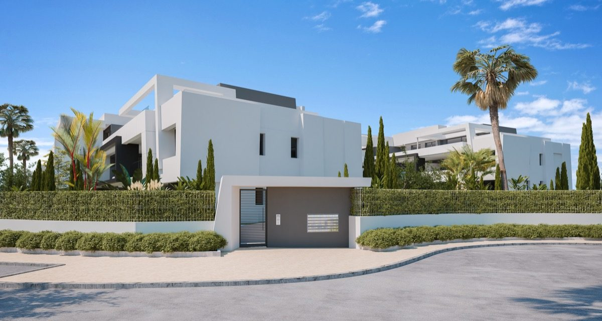 contemporary-apartments-in-estepona-marbella-vanian gardens - urbanisation (3)