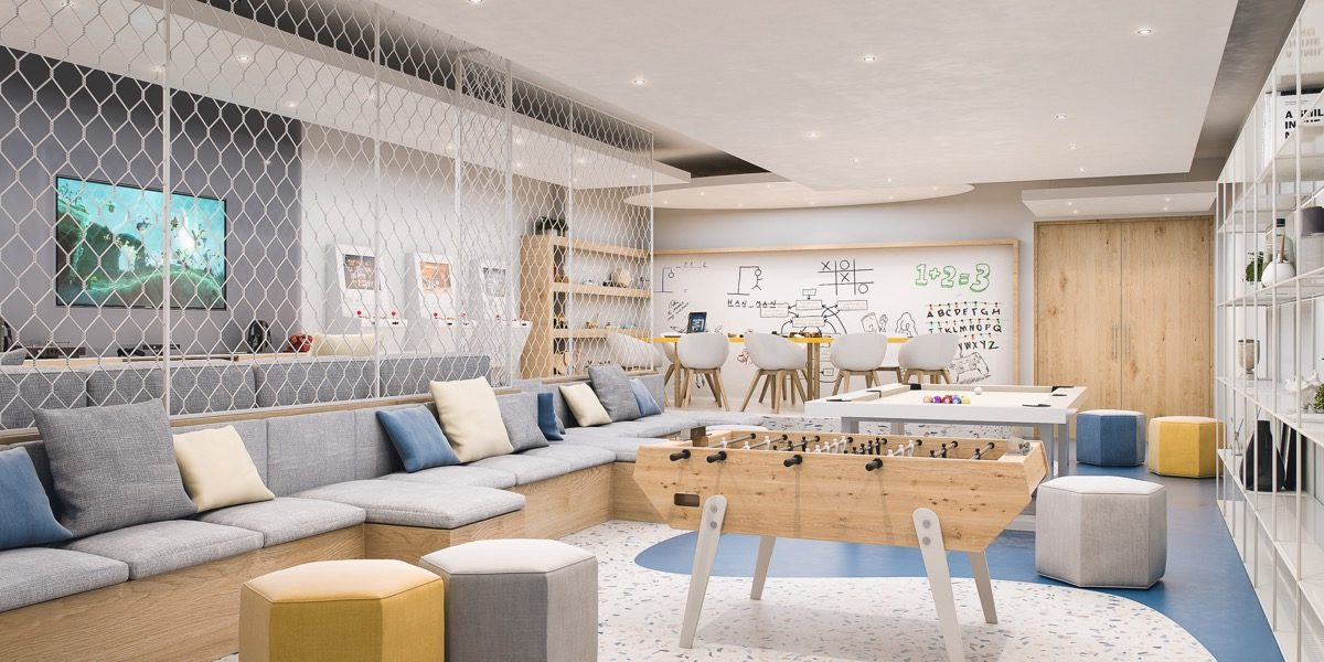contemporary-apartments-in-estepona-marbella-vanian gardens - youth club (2)
