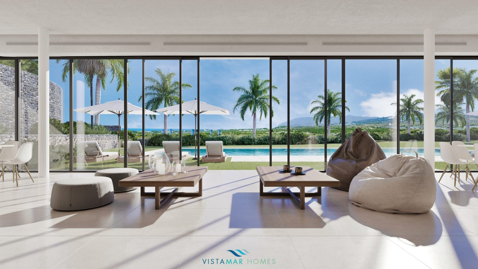 Santa Clara Marbella, contemporary exclusive villas, penthouses and apartments