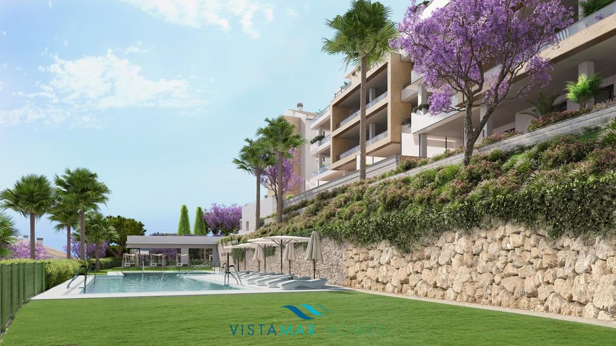Brand new apartments in Benalmadena area.